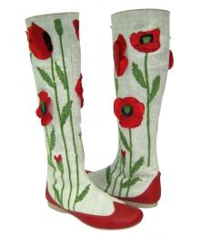 Стр. 2.Жіноче взуття в етно стилі - ручна робота fc10a708969a2
